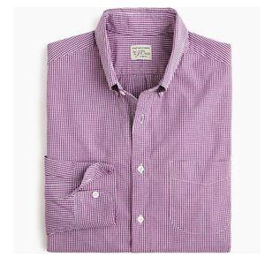 J Crew slim fit men's shirt